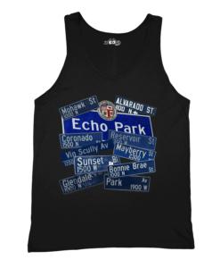 Echo Park Black Tank