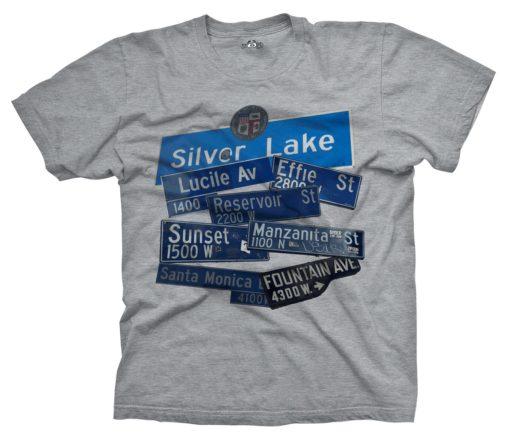SilverLake Heather Tee